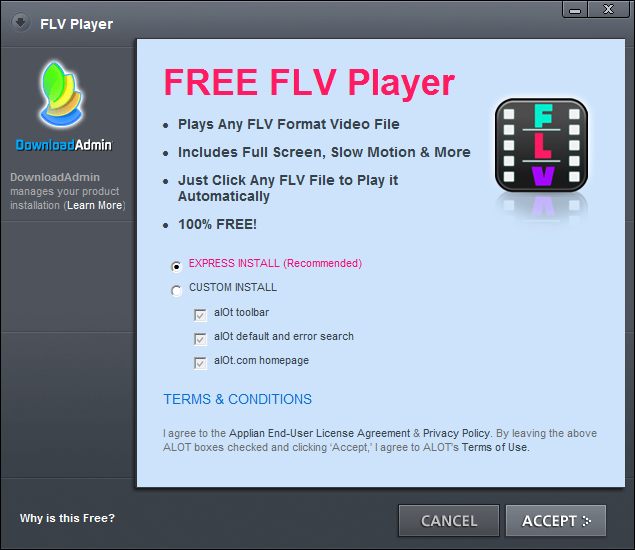 applian flv player gratuit